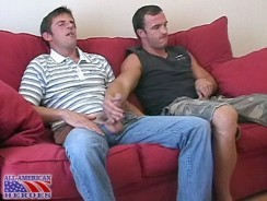 gay sex - Brandon And Fireman Beau from All American Heroes