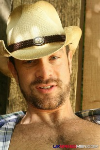Cowboy Dillon Buck from Uk Naked Men