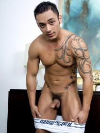 Damian Rios from Randy Blue