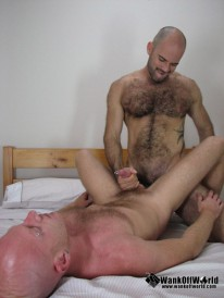 Aaron And Richard from Wank Off World