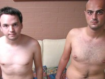Shane And Stuart from Wank Off World