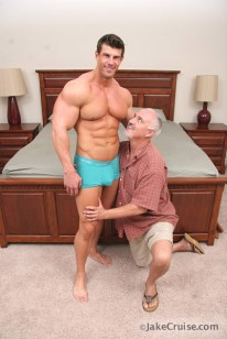 Zeb Atlas 1st Gay Sex Ever from Jake Cruise