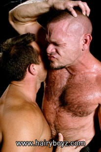 Peter And Trey from Hairy Boyz