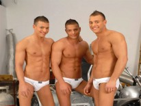 Visconti Boys Gay Triplets from Visconti Triplets