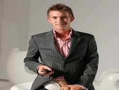 Gay Porn - Matt In His Suit from Uk Naked Men
