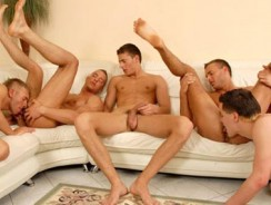 Group Pounding Action from Visconti Triplets