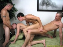 Fourgy Straight Orgy from Broke Straight Boys
