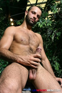 Vladi In The Jacuzzi from Uk Naked Men
