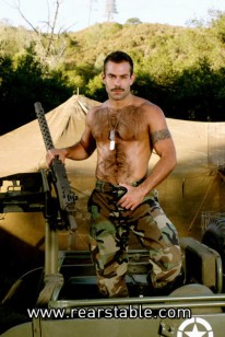 Grunts from Raging Stallion