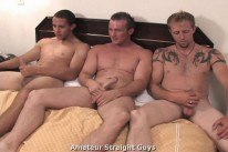 Kai Shane Spence from Amateur Straight Guys