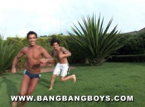 Lucas And Gabriel from Bang Bang Boys