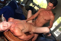 Taylor Aims Jeremy Bilding from Next Door Buddies