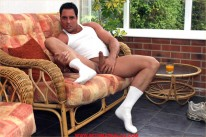Socks And Cocks from With Marcello