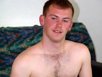 Kingsley from Straight Boys Jerk Off