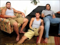 Trio from Circle Jerk Boys