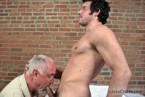 Leo Giamanni Serviced from Jake Cruise