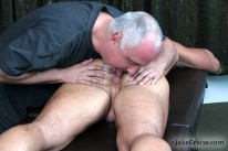Joe Thunder Massaged from Jake Cruise