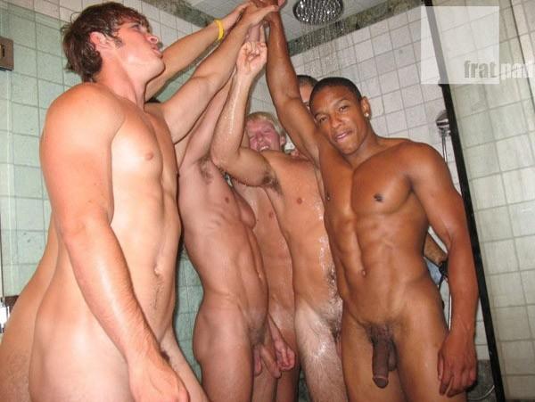 karaoke Naked shower