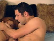 Two Studs Fuck Redhead from Straight Boys Fucking