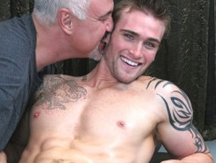 Gay Porn - Dave Taylor Massaged from Jake Cruise