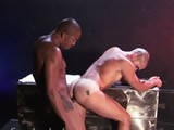 Interracial Raw Play