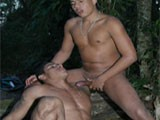 Latin Gay Wanking His 