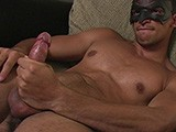 Hot Latino Jerkoff