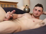 Gay Pornhome - Straight Sam Strokes His  from Blake Mason