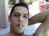 Bobby Hart Smoke Cum