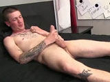 Alan North Shows Off -