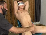 R116: Warren Blindfold