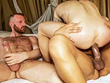 Monstercock 3some