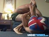Underwear Wrestle Figh