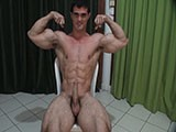 Muscled Cock Play N Ju