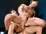 Landon Conrad and Adam