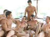 6 Hung Hungarians Orgy