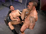 Damien Crosse and Nick