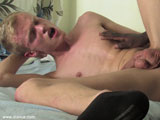 Cute White Boy Cums Fa