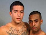Joey Rico and Xavier C
