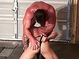Gay Wrestling Battle