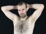 Hairy Dilf In Lycra