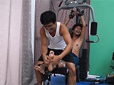 Idol's Ticklish Workou