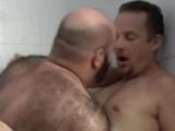 Bears Shower Fuck