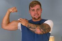 Muscular Personal Trai
