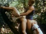 Vintage Blond Forest T