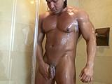 Male Shower Video