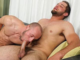 gay sexhome - Bjorn and Glenn Serviced from Chaos Men