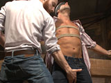 gay sexhome - Coby Mitchell from Men On Edge