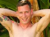 gay sexhome - JarHead Howie from Island Studs