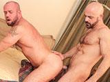 Matt Stevens and Adam